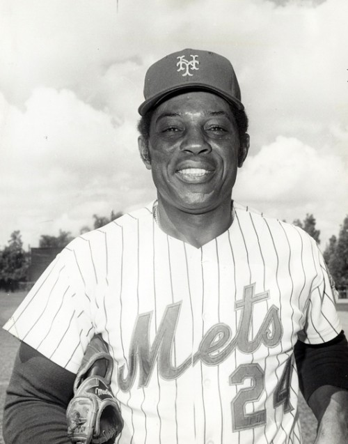 Willie Mays—the last New York Giants player Baseball
