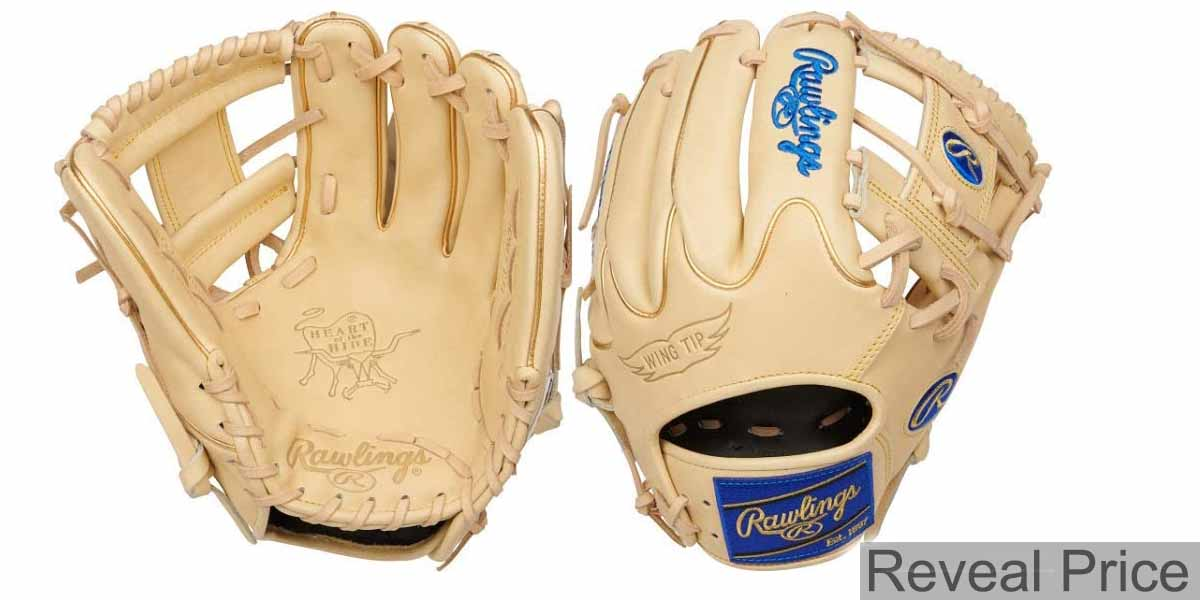Rawlings Heart of the hides adult baseball gloves