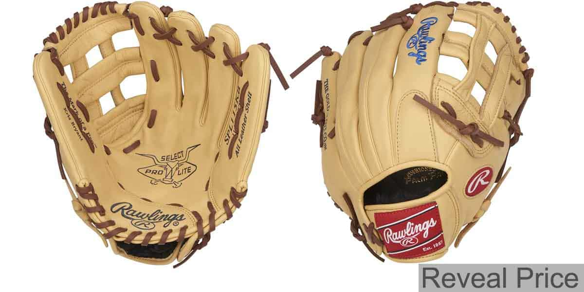 coolest youth baseball glove