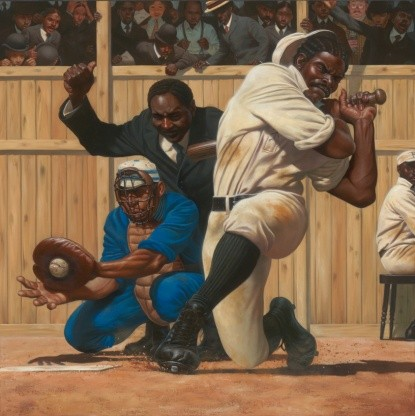 """""""CASEY AT THE BAT"""" EXHIBITION"""